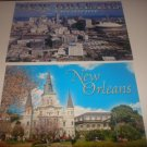6 New Orleans,Louisiana  Postcards Unused
