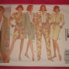 Butterick Classics Evan Picone Uncut Pattern Jacket Blouse Skirt Shorts Pants Size 12 14 16