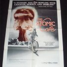 The Atomic Cafe (1982) Folded Movie Poster  RARE