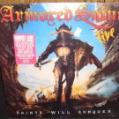 """Armored Saint  Live Saints Will Conquer Speed Metal Blade  SEALED! 12"""" Vinyl Record"""