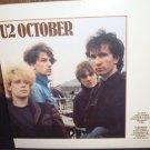 "U2 - October 12"" vinyl Record (Bono)"