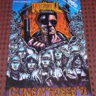 Guns N Roses '91 Rock N Roll Revolutionary Comic Book 1st printing