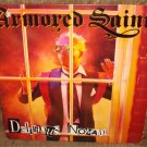 "Armored Saint -Delerious Nomad Heavy Metal 12"" Vinyl Record"