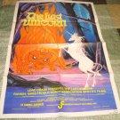 The Last Unicorn (1982) 1 sheet  Folded Poster 27 x41 Rare Animation