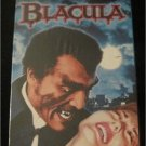 BLACULA  Cult Classic Vhs Video SEALED NEW! (Arican Prince-William Marshall) Dracula