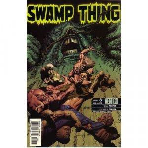 Swamp Thing Vertigo Issue 8  Dec.2004 Comic Book Will Pfeifer (Mature)