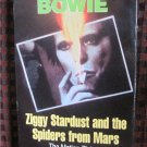 Ziggy Stardust & The Spiders From Mars - The Motion Picture -Concert VHS David Bowie (1982)