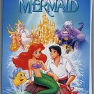 Original BANNED Cover Disney Movie The Little Mermaid VHS Video Clamshell Black Diamond