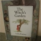 The Witch&#39;s Garden by Lidia Postma  Childrens Hardcover (Teasing,Fantasy)