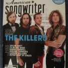 American Songwriter Magazine THE KILLERS Cover(Taylor Swift,Tv on radio) Free CD Vol.24 Dec.2008