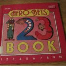 Afro-Bets 123 Book - Cheryl Willis Hudson 1987 Learning Numbers Preschool 80s Retro