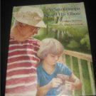 When Grampa Kissed His Elbow~ Autographed Signed by Author ~ Childrens HC (grandparent-child)
