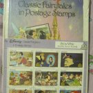 The Disney Classic FairyTales In Postage Stamps -Snow White