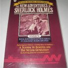 The New Adventures of Sherlock Holmes Audio Book SEALED NEW