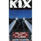 "KIX  ""Blow My Fuse"" The Videos /Backstage ..More (1991) 80's HAir rock Glam Band"
