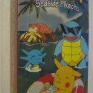 Pokemon - Seaside Pikachu VHS VIDEO(1999)SEALED NEW FREE SHIPPING