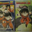Dragonball Z  Snake Way & Pendulum Room  VHS Video 's SEALED NEW