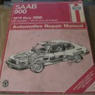SAAB 900 1979-1988 Haynes Automotive Repair Manual (Used)
