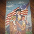 Vintage Story Parade Magazine February 1950 (Patriotic Cover)