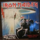 "RARE IRON MAIDEN 2 Minutes To Midnight 1984 3-track 12"" vinyl maxi-single -METAL"