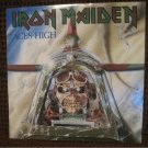"IRON MAIDEN *RARE* ACES HIGH UK 12"" Maxi SIngle 3 Track 1984 -(Heavy METAL) Vinyl Record"