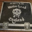 "Motorhead-No Sleep at All 12"" Vinyl Record GWR -Heavy METAL"