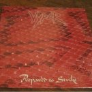 "Vyper -Prepared to Strike 80's MELODIC METAL 12"" Vinyl SEALED"
