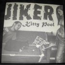 "JIKER Kitty Pool 7"" 45 rpm Vinyl Record  GREEN VINYL"