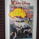 Herbie Goes to Monte Carlo Walt Disney Home Video BETA  Video Cassette