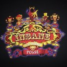 INSANE CLOWN POSSE ICP Carnival Size XL  T - SHIRT