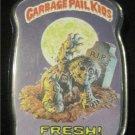 Garbage Pail Kids Fresh! Rare Topps Pin From 1986 (Halloween,Zombie Graveyard)