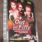 Out In Fifty- Action Movie DVD (Christina Applegate,Mickey Rourke,Scott Leet)