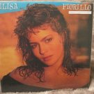"ELISA FIORILLO self titled ST Vinyl Lp 12"" Record w/ SIGNED AUTOGRAPHED  Promo Photo (Prince)"
