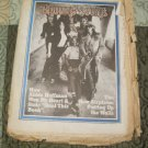 1971 Rolling Stone magazine Issue No. 92 Jefferson Airplane /Abbie Hoffman