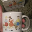 Dick-Jane Mug  (Gay Humor Funny,Gift) New in Box