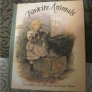 Favorite Animals Pop up & Pull Tab Picture book by Ernest Nister