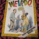 Weirdo # 22 Comix Magazine R.Crumb 1988 (Adult) Comic