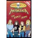 Metallica: The early years (Hard rock comics) RARE 1st Printing (Heavy Metal)