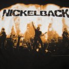 NICKELBACK 2009 Rock CONCERT TOUR SHIRT Size Large