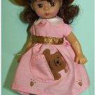 100th Anniversary Teddy Bear Doll  McDonald's Madame Alexander Doll