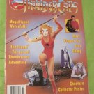 Thundercats Magazine Fall 1987 w/ Cheetara Collector Poster