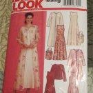 New Look Simplicity 6270 Misses Dresses Misses Dress, Jacket and Bag Pattern Uncut.