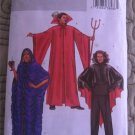 Butterick Pattern 4259 Unisex CAPES 3 Hooded styles XS,S,M (Goth / Gothic,Cape Instruction)