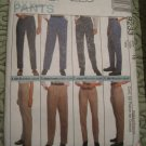 McCall's Sewing Pattern 9233 Pants/Jeans Slim Fit,pleated, Relaxed