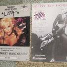 Lita Ford Sheet Music   Guitar /Vocal (Tablature) 80's Rock