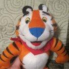 "Stuffed TONY THE TIGER PREMIUM PLUSH 10""  Kelloggs cereal"
