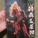 Van Halen by Annene Kaye (Mar 1985) PaperBack book 80s Rock