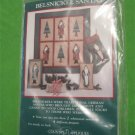 Belsnickel Santas Pattern 2 Whimsical Santas/Projects- Quilt,pillow,stocking,wall hanging