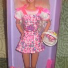 Easter Barbie New Sealed Special edition Bunny Dress/Basket