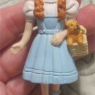 Wizard of Oz Dorothy Toto 1987 Turner (Loew's Ren MGM )Presents PVC Figure